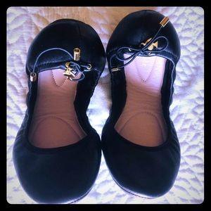 Kate Spade Black Ballet Shoes